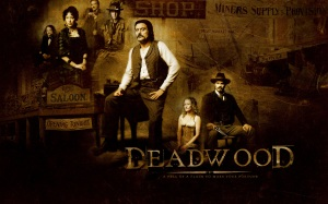 #1 Deadwood - Available on Amazon Prime