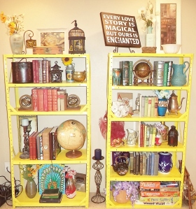Sunshine Shelves