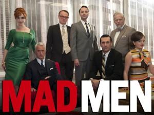 #2 Mad Men