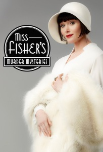 #4 Miss Fisher's Murder Mysteries - Available on Netflix